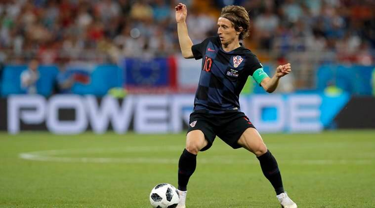 Luka modric went through all the hardships before making to the top of the Football world