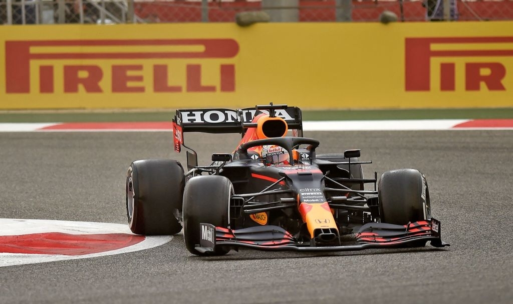 Max Verstappen finished first in the 2021 Bahrain pre-season test with new RB16B.