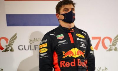 Max Verstappen stays hopeful of putting through his best ahead of the first grand prix of the 2021 F1 season at Bahrain next weekend