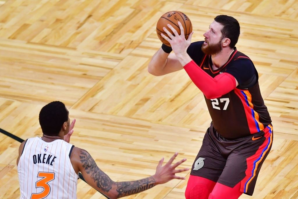 Jusuf Nurkic will be influential for the Portland Trail Blazers for the rest of the season.
