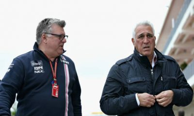Otmar Szafnauer clarifies on the statement issued by Franz tost regarding pre-season testing sessions