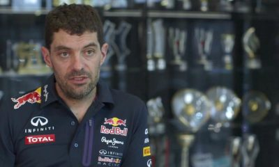 Red Bull racing Engineering head Guillaume Rocquelin feels unaffected from the time sheets during the testing sessions