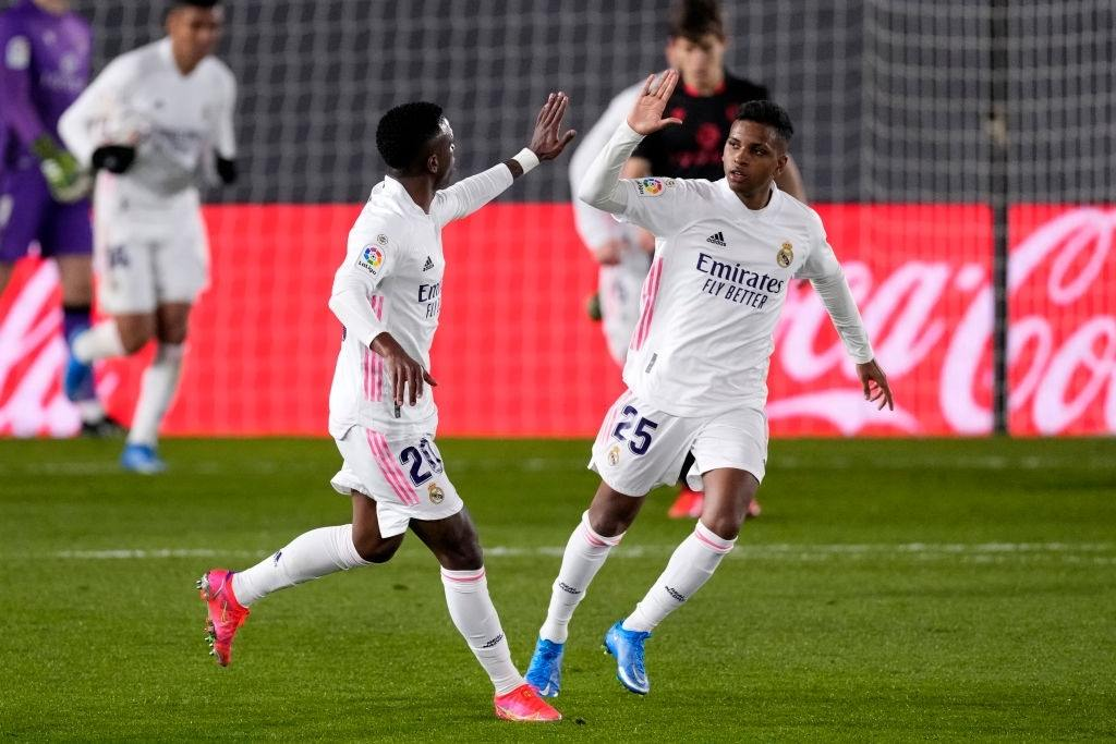 Rodrygo has been influential this season for Real Madrid