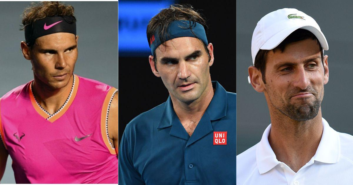 Roger Federer writes off all the speculations about his rivalry with Nadal and Djokovic over the GOAT tag