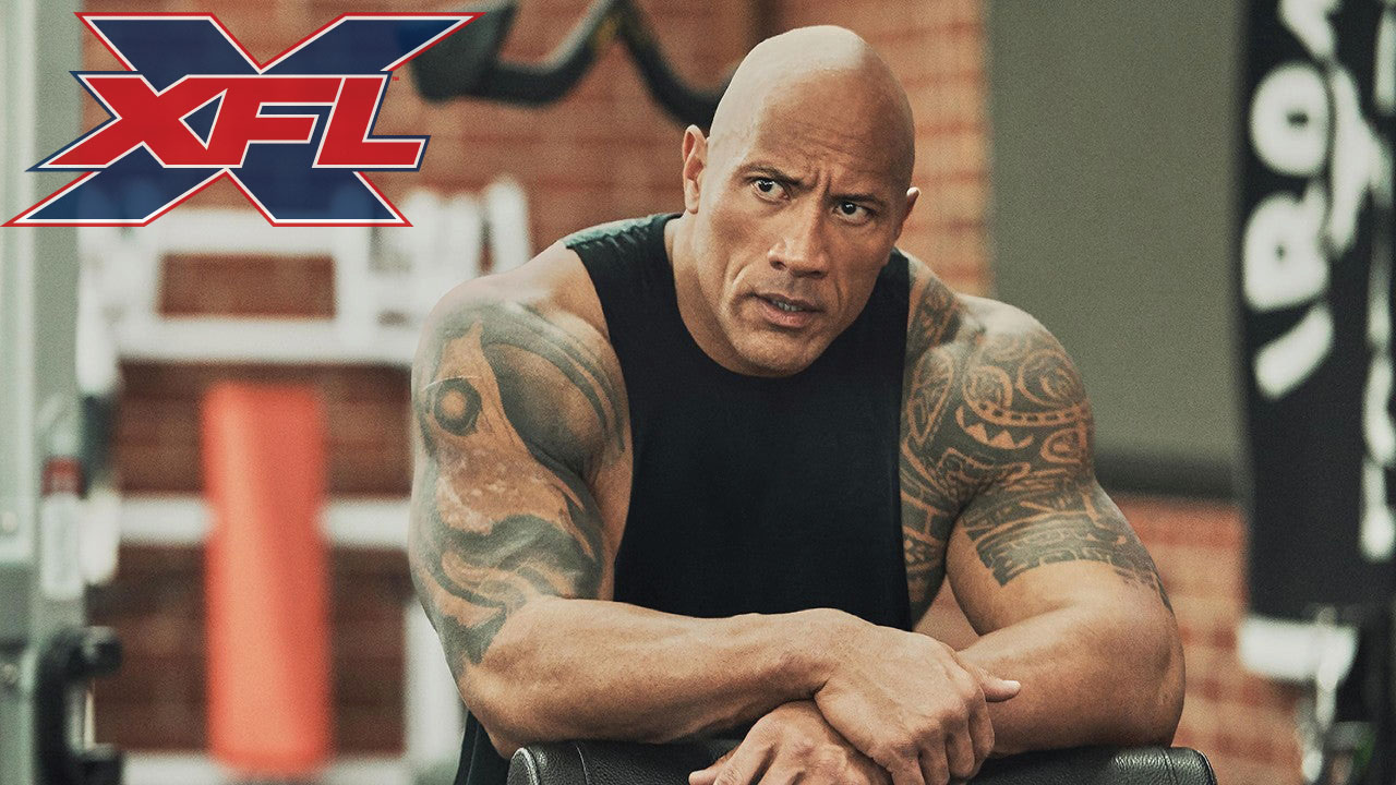 The Rock Expresses Gratitude towards the CFL for how it changed his life