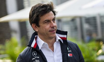 Toto Wolff believes Red Bull will be the main competitor for the other teams.