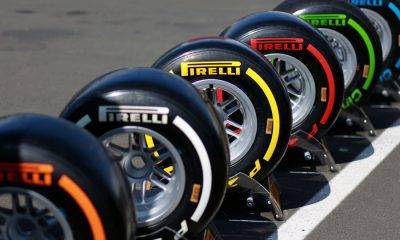 Pirelli reveals their scedule for 18-inch tyre test.