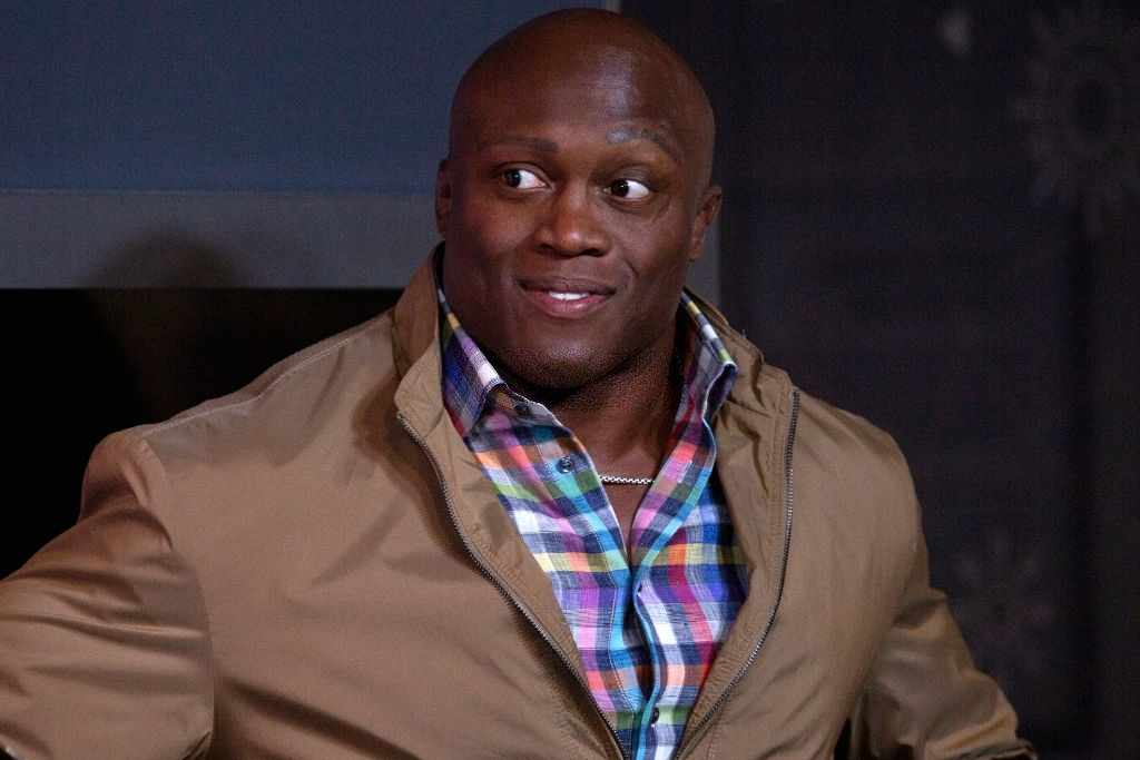WWE Superstar Bobby Lashley Celebrate's Wrestlemania 35