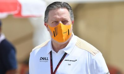 McLaren boss Zak Brown said Mercedes will have a killer line-up, if Max Verstappen and George Russell joins the German team in 2022.