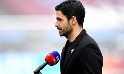 """Arsenal are """"still far from being among the top teams"""" fears Mikel Arteta after West Ham draw"""