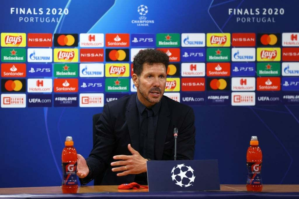 """Chelsea seen as """"the better team"""" by Simeone after UCL Loss"""
