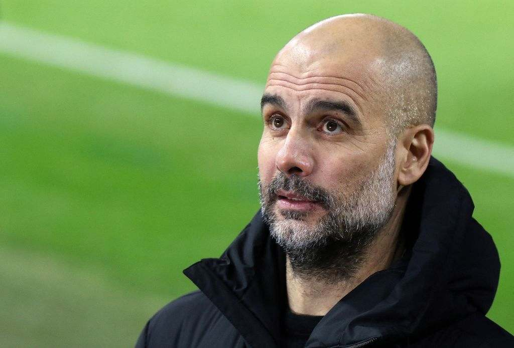"""Manchester City Manager Pep Guardiola on Champions League Title Hunt : """"we're close but.."""""""