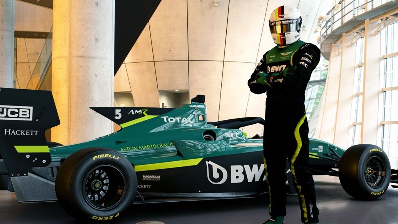Sebastian Vettel is exited about getting into Aston Martin.