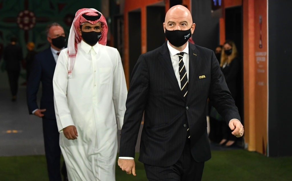 FIFA : We believe in the freedom of speech and in the power of Football as a force for good