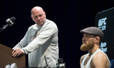 Conor Mcgregor is Dana White's all time favorite UFC superstar.