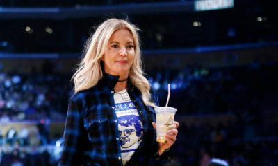 Lakers owner Jeanie Buss