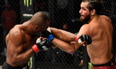 Jorge Masvidal is set to face Kamaru Usman for a rematch in september, but Team Usman does not know.
