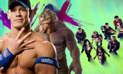 John Cena Filming Suicide Squad; James Gunn Reveals Inspirations