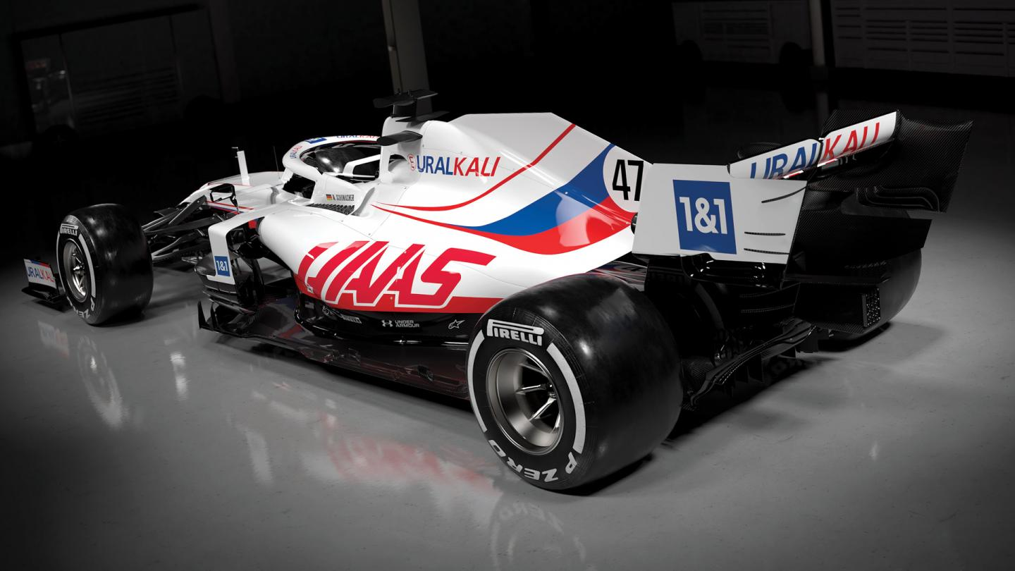 The Haas VF-21 is the challenger for the 2021 Formula One.