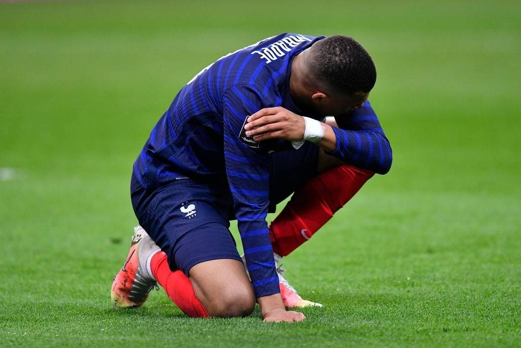 """Mbappe """"pressured"""" in EURO game against Ukraine, giving UCL teams a chance to exploit his weakness"""