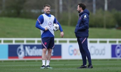 Gareth Southgate: Luke Shaw is difficult to play against One-vs-One