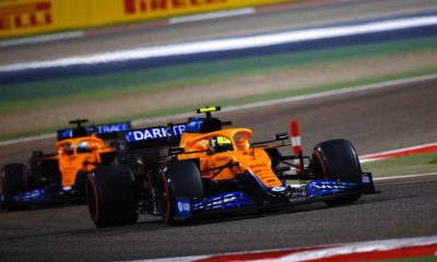 """McLaren """"Managed to Get Through Both Cars With Strong Line-Up"""" at Bahrain : Andreas Seidl"""