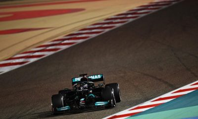 Mercedes still have an edge over the supperior Red Bull in the 2021 season.