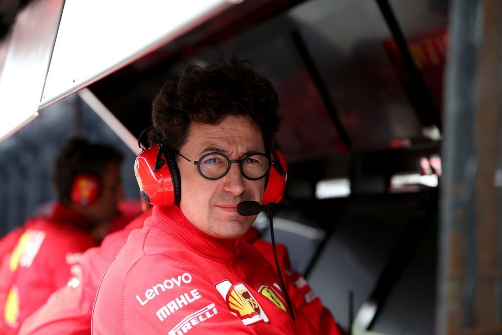 Ferrari boss Mattia Binotto claims the Italian constructors are still lacking and will need three or four races to understand their potential.