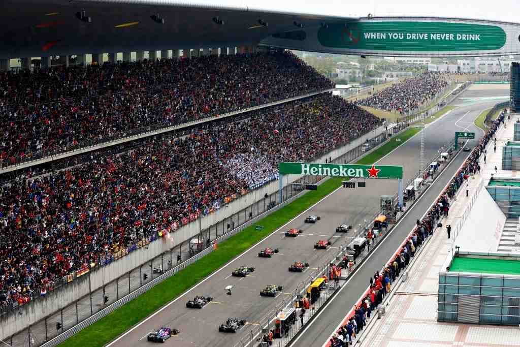 Stefano Domenicali failed to host Grand Prix in China in 2020 because of COVID-19, but will try again in 2022.