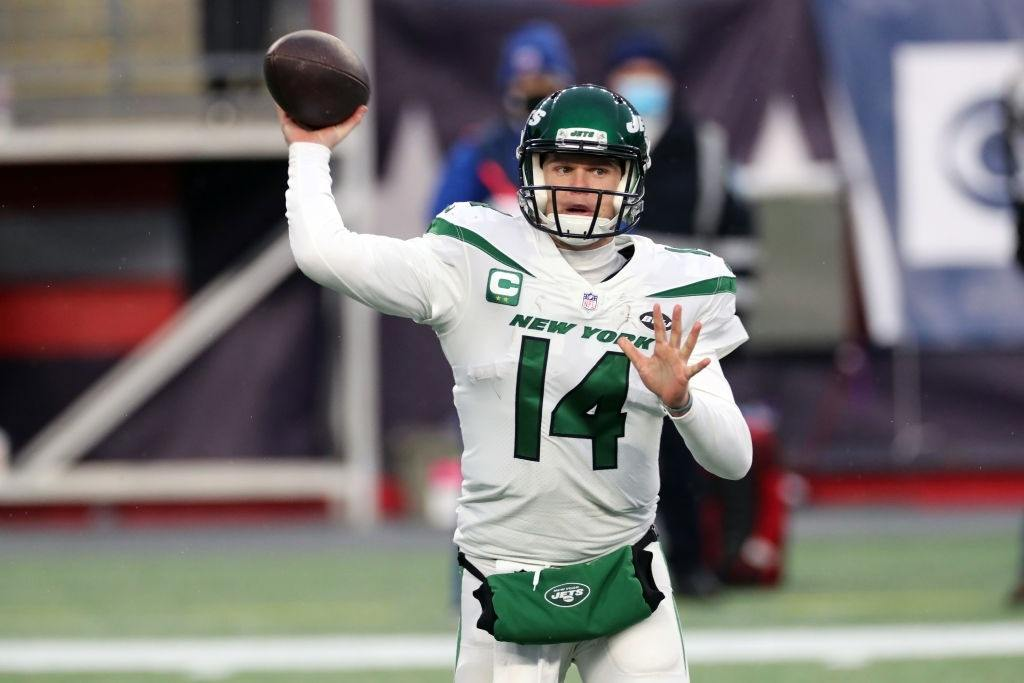 Sam Darnold could go to the Chicago Bears.