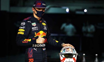Max Verstappen of Red Bull will again put on a neck-to-neck fight against Lewis Hamilton of Mercedes at the Emilia Romagna Grand Prix in Imola on Sunday, April 18, 2021.