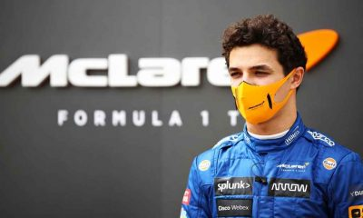 Lando Norris Declares 'Close Battle' With Ferrari and Alpha Tauri F1 at Imola Circuit.