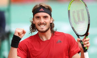 Stefanos Tsitsipas was relaxed to face Yoshihito Nishioka and even won against the Japanese.