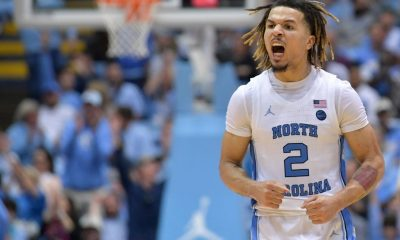 Cole Anthony was the first-round draft pick last year out of North Carolina