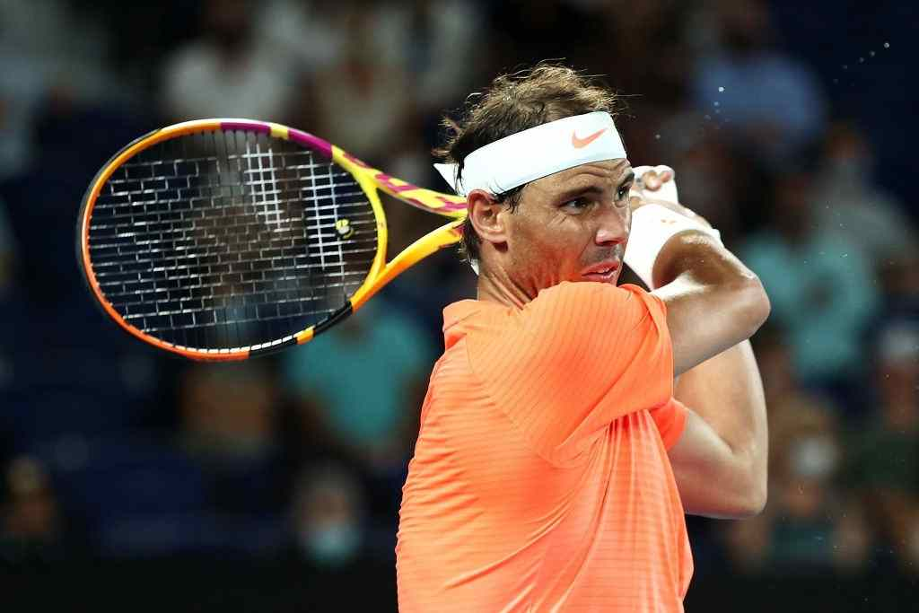 Rafael Nadal claims winning the Barcelona Open will make it easier to win Roland Garros.