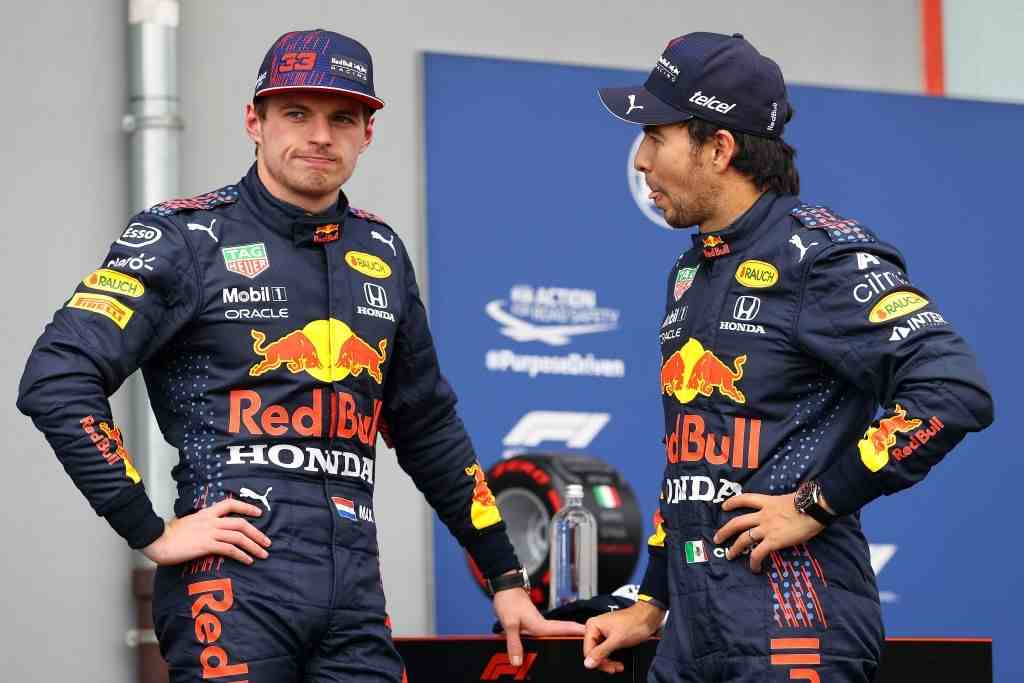Max Verstappen claims to make in harder for Mercedes with his teammate Sergio Perez in the upcoming races of the 2021 season.