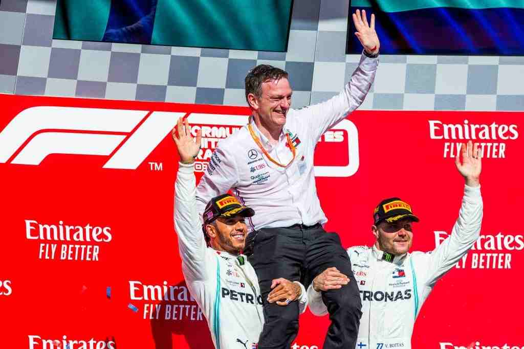 James Allison, the Technical Director of Mercedes AMG F1, recalls his good days while stepping down from his position.