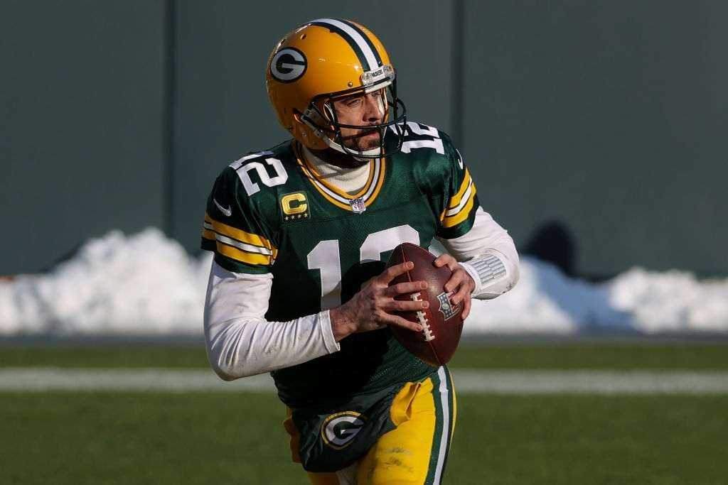 Aaron Rodgers, one of the highest paid NFL player