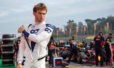 Alpha Tauri driver Pierre Gasly is leaving no stone unturned while taking on Mercedes and Red Bull at the Imola Grand Prix