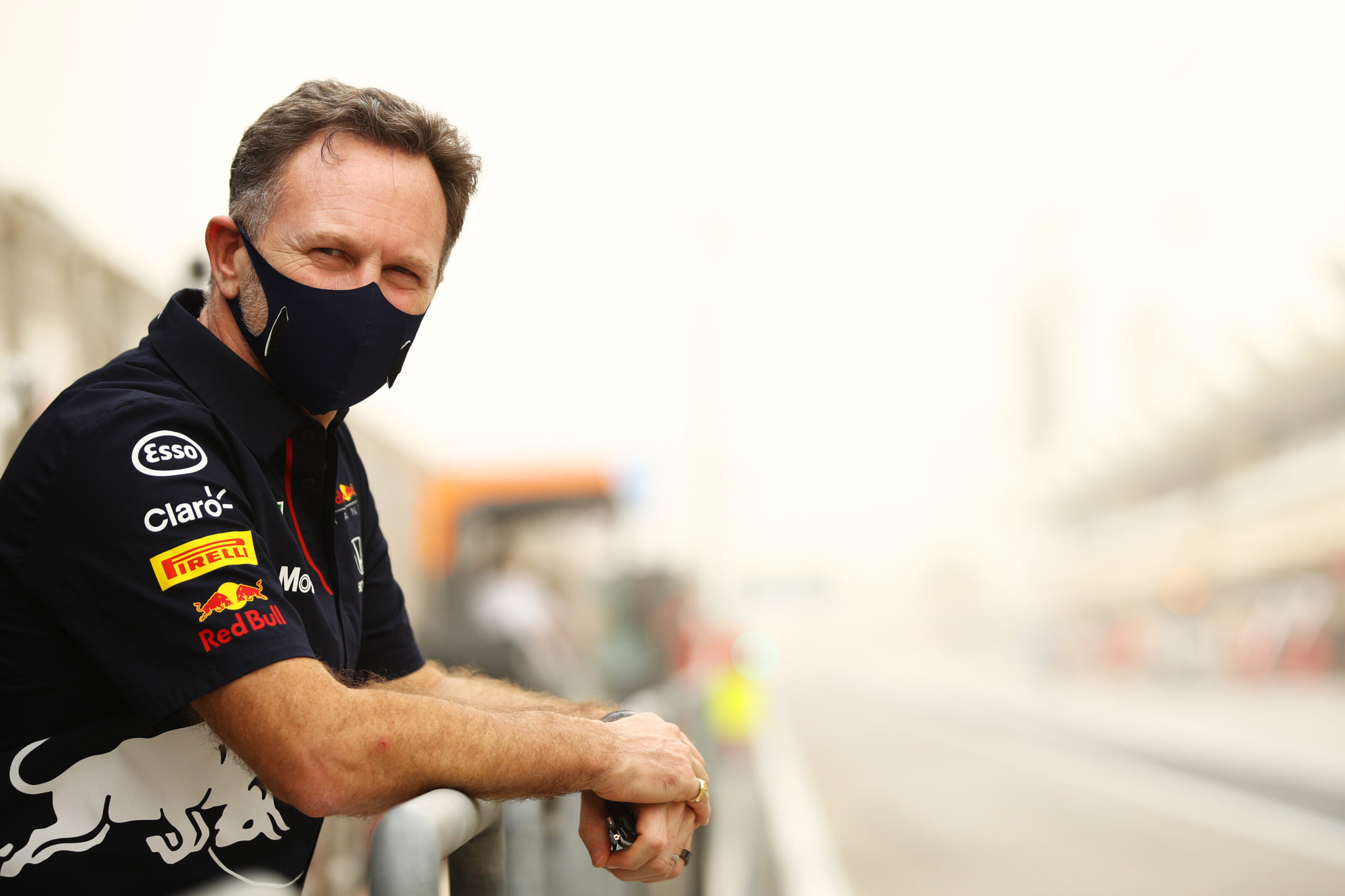 Christian Horner shuts off all the tactics and strategies by the Mercedes team while calling them as the Title favourites this season