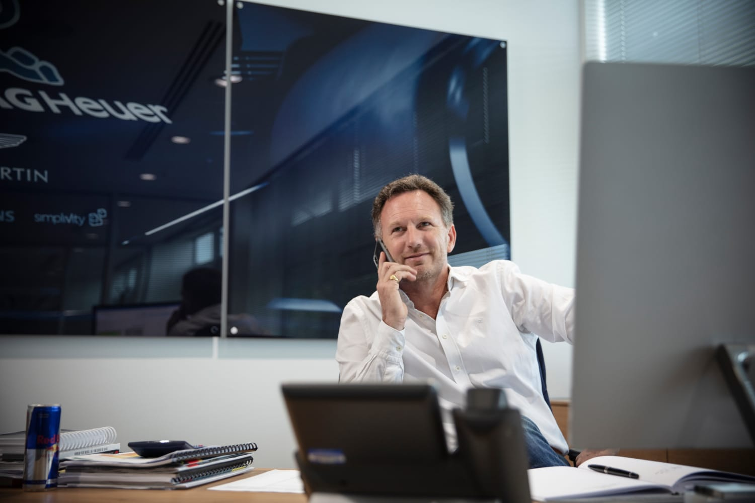Christian Horner talks about how AI and ML can help Red bull in improving further