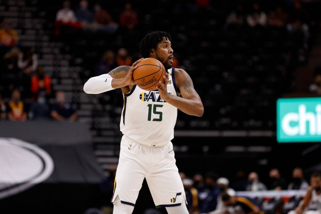 Derrick Favors has been pivotal for the Jazz this season