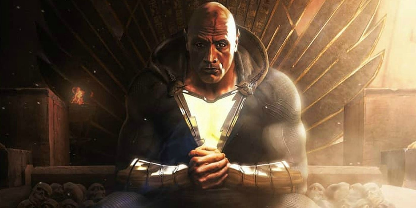 Dwayne Johnson took to instagram while talking about the first day shooting of his highly anticipated movie Black Adam