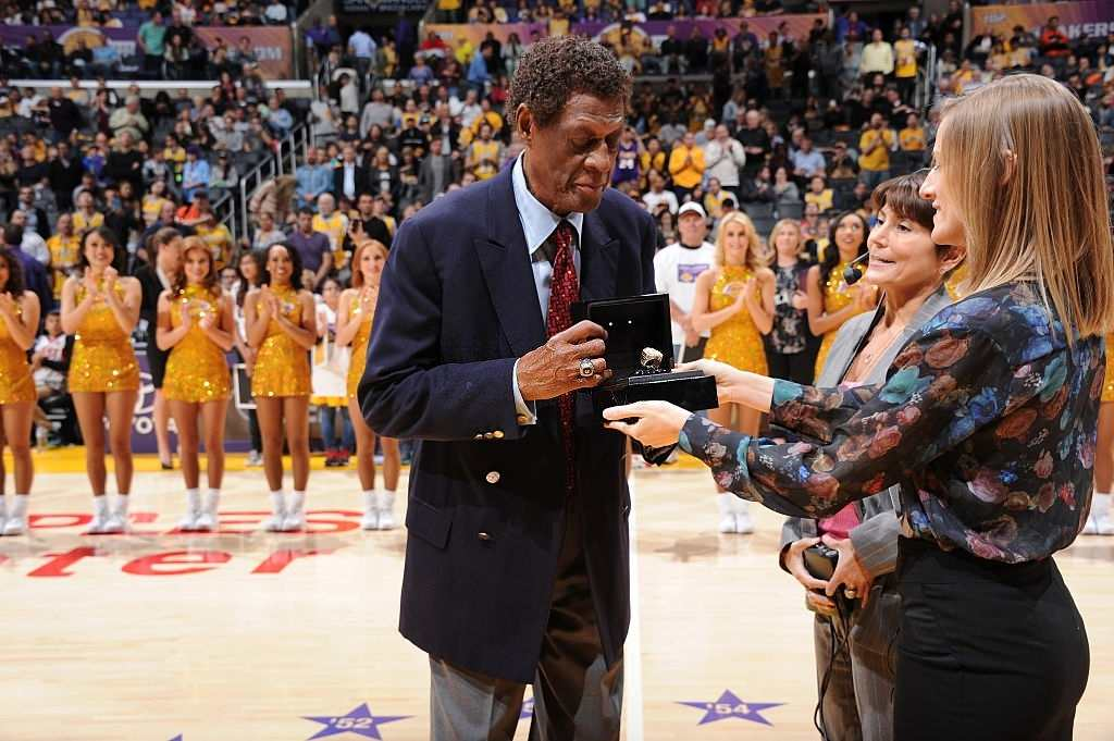 Elgin Baylor, best small forwards of all time