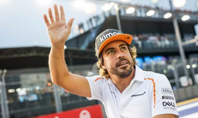 Fernando Alonso talks about making the best use of his skills and the new car at second grand prix of the 2021's F1 season