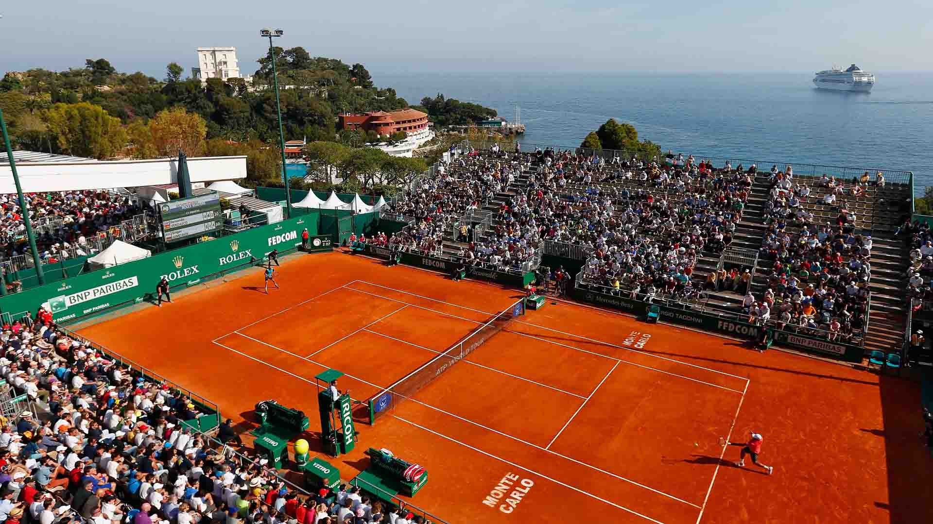 Grigor Dimitrov takes his fans around to the picturesque beauty of Monte Carlo club via a youtube video