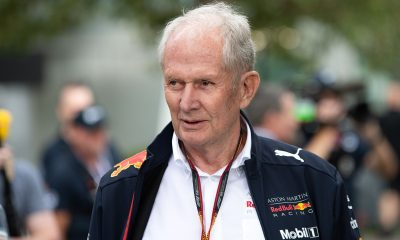 Helmut Marko talks about Mercedes's pointless 'track limits' strategies that made Red bull fall short of a well deserved win
