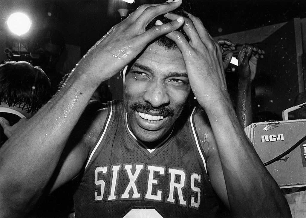 Julius Erving greatest sf of all time