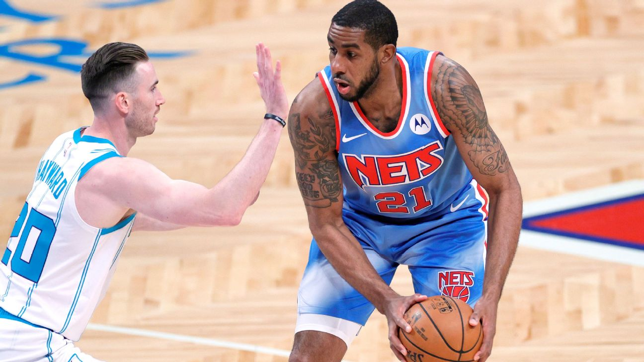 Brooklyn Nets center LaMarcus Aldridge announced on Twitter on Thursday that he is retiring from the NBA