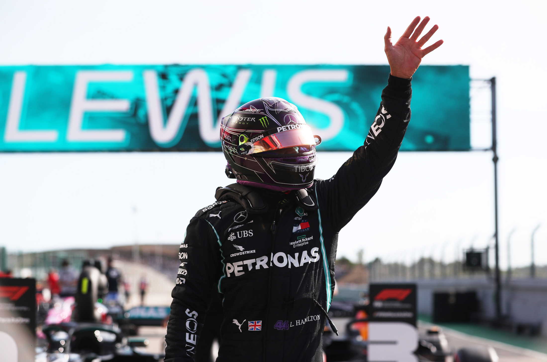 Lewis Hamilton considers Portimao as one of his favourite circuits